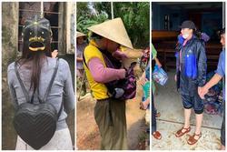 Cháy hàng mẫu balo bình dân của Thủy Tiên và loạt nghệ sĩ cứu trợ lũ lụt