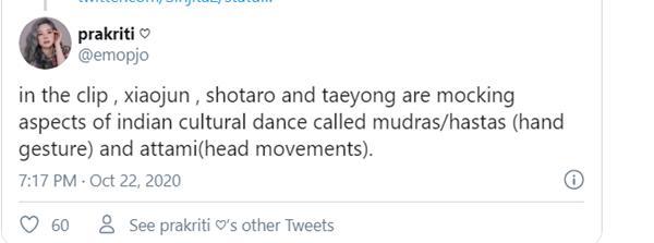 Fan Ấn Độ phẫn nộ khi NCT lấy điệu nhảy đặc trưng làm trò đùa trên sân khấu-7