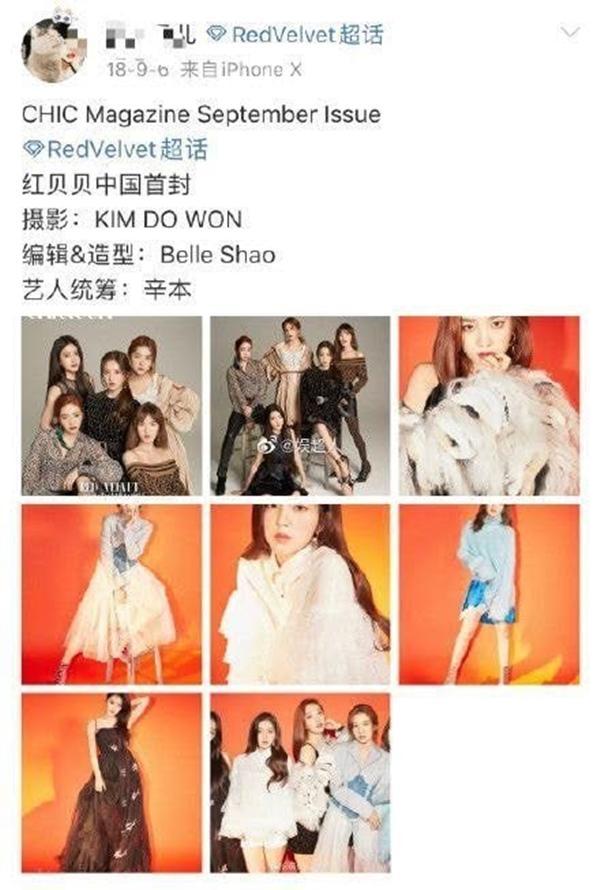 Không chỉ đắc tội tại Hàn, Irene còn gây thù với cả stylist Trung Quốc-2