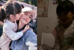 Hồng Quế đăng clip hỏi tội con gái, áp lực khi vừa làm bố vừa làm mẹ