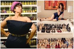 Sở thích 'đốt tiền' của sao Việt: Trấn Thành tậu 214 lọ nước hoa, Ngọc Trinh vài trăm đôi giày