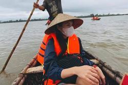 Chủ tịch Hội Chữ thập đỏ: 'Thủy Tiên không phạm luật'