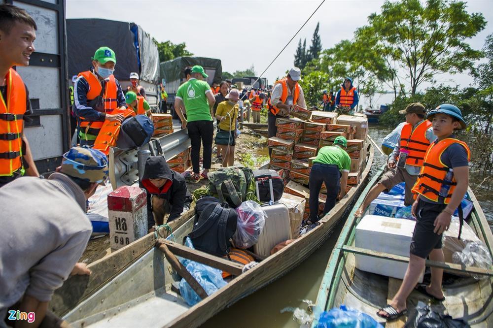 Chủ tịch Hội Chữ thập đỏ: Thủy Tiên không phạm luật-3