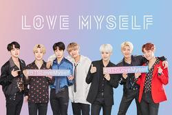 BTS kéo dài chiến tích thế giới với thông điệp 'Love Myself, Love Yourself'