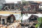 CẬN CẢNH: Hoang tàn tâm lũ Quảng Bình sau trận 'đại hồng thủy' lịch sử