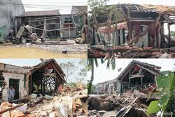 CẬN CẢNH: Bên trong tâm lũ Quảng Bình sau trận 'đại hồng thủy' lịch sử, khung cảnh hoang tàn minh chứng cho sức tàn phá khủng khiếp của thiên tai
