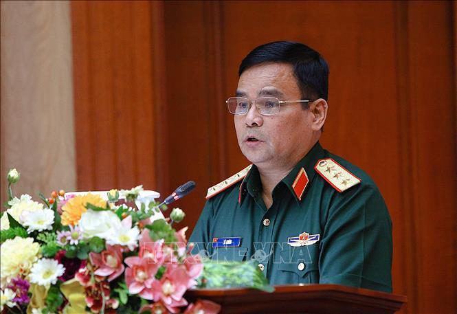 Tướng Lê Chiêm lên tiếng về phát ngôn 'cán bộ chia lương khô cứu trợ-1