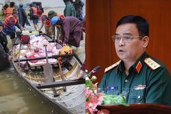 Tướng Lê Chiêm lên tiếng về phát ngôn 'cán bộ chia lương khô cứu trợ'