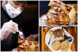 Bí ẩn bên trong chiếc bánh sandwich đắt nhất thế giới