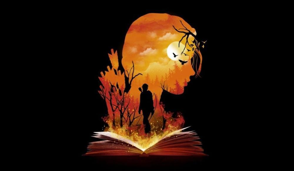 Bạn nhìn thấy người phụ nữ hay cuốn sách? Câu trả lời tiết lộ bạn có phải là người rộng lượng-1