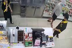Kẻ cầm dao khống chế nhân viên cướp cửa hàng ở Sài Gòn đã bị bắt