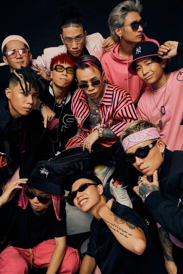 Dàn sao Rap Việt sau 2 tháng đồng hành cùng show: Ai là người lời nhất?-9