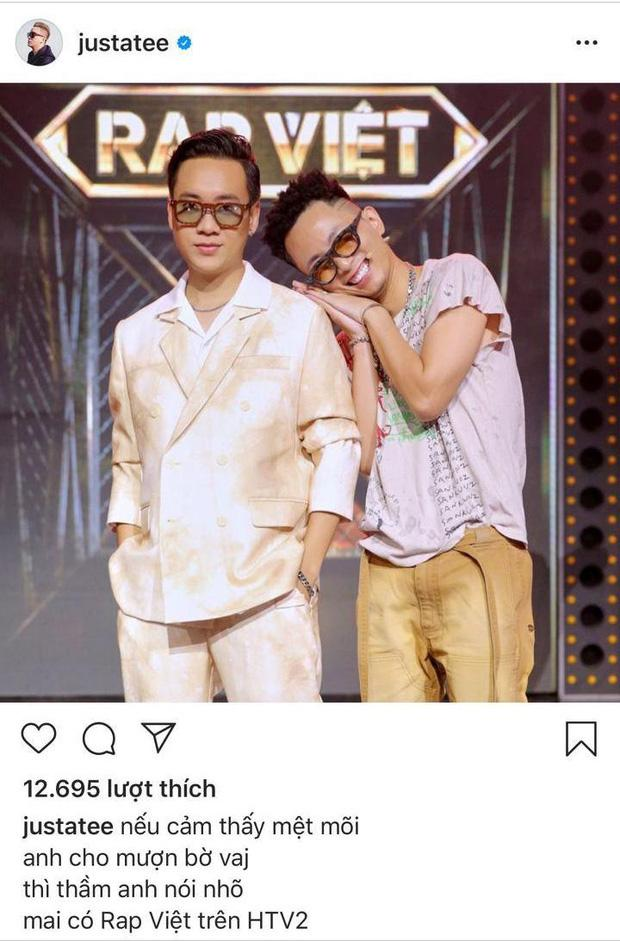 Dàn sao Rap Việt sau 2 tháng đồng hành cùng show: Ai là người lời nhất?-21