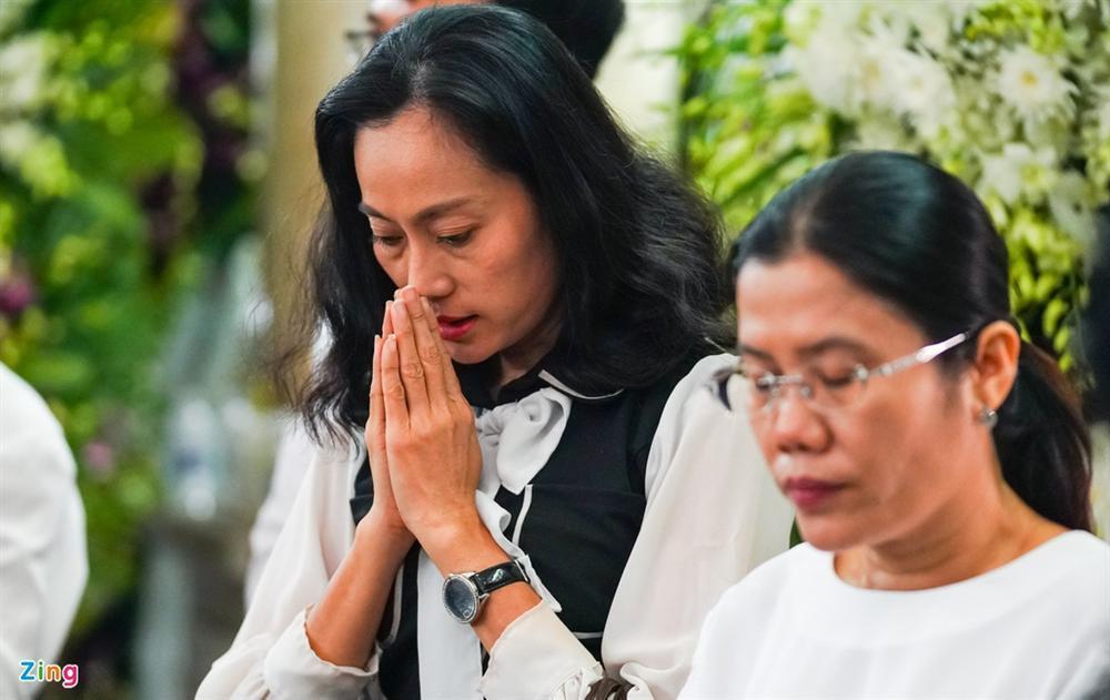 Lý Sơn, Lý Hùng khóc khi tiễn biệt NSND Lý Huỳnh-5
