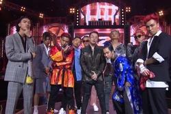 Binz ở đâu khi các học trò bại trận liên tiếp tại Rap Việt?