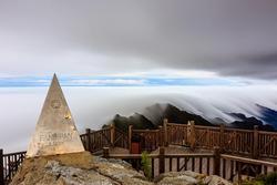 Khung cảnh biển mây tựa chốn thiên đường ở Sa Pa