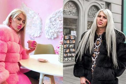 Chàng trai phẫu thuật giống búp bê Barbie nhưng vẫn muốn có bạn gái