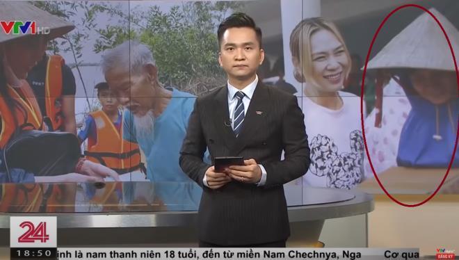 Lan truyền ảnh Huấn Hoa Hồng xuất hiện cùng các nghệ sĩ Vbiz làm từ thiện, VTV nói gì?-2