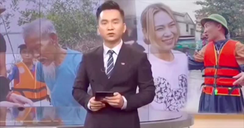 Lan truyền ảnh Huấn Hoa Hồng xuất hiện cùng các nghệ sĩ Vbiz làm từ thiện, VTV nói gì?-1