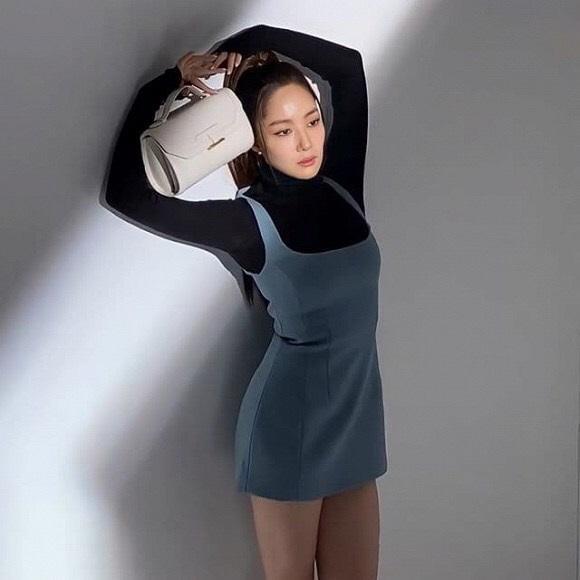 Tình cũ Lee Min Ho Park Min Young lộ nhan sắc thật, ngoại hình xuống sắc trông thấy-2