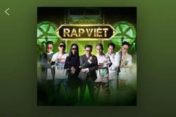 'Rap Việt' bất ngờ leak nhạc của tập 13 lên cả Apple Music lẫn Spotify ngay trước giờ phát sóng
