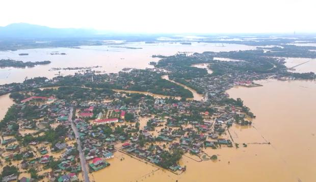 Toàn cảnh thiệt hại của trận lũ lịch sử gây ra tại Hà Tĩnh khiến 147 nghìn người bị ngập lụt-1