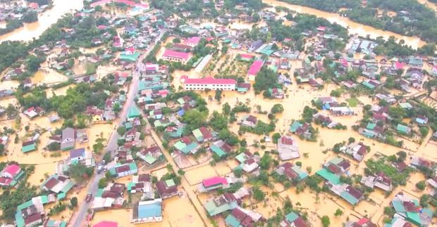 Toàn cảnh thiệt hại của trận lũ lịch sử gây ra tại Hà Tĩnh khiến 147 nghìn người bị ngập lụt-4