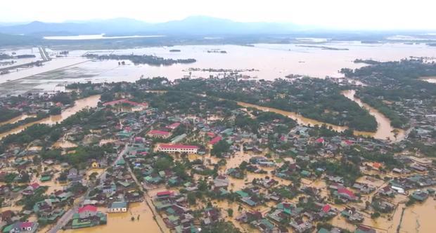 Toàn cảnh thiệt hại của trận lũ lịch sử gây ra tại Hà Tĩnh khiến 147 nghìn người bị ngập lụt-5