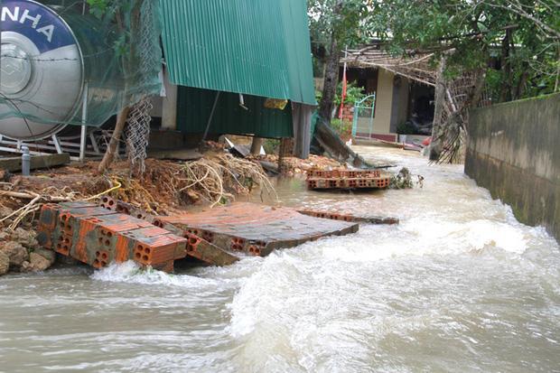 Toàn cảnh thiệt hại của trận lũ lịch sử gây ra tại Hà Tĩnh khiến 147 nghìn người bị ngập lụt-6