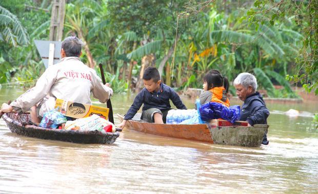 Toàn cảnh thiệt hại của trận lũ lịch sử gây ra tại Hà Tĩnh khiến 147 nghìn người bị ngập lụt-8