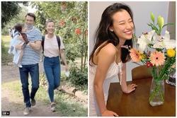 MC Hoàng Oanh khiến dân tình trầm trồ trước body 3 tháng sau sinh