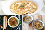 Công thức 3 món súp đơn giản dễ làm, cả nhà ăn hết bay