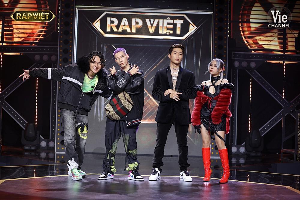 MCK và Tlinh phát cẩu lương ngay trên sân khấu Rap Việt-1