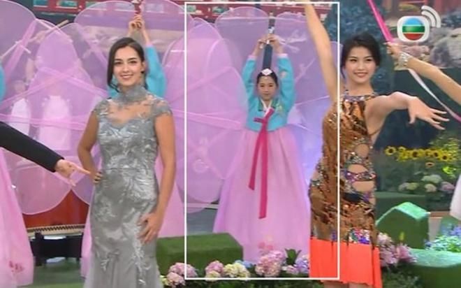 Trang phục truyền thống Hàn liên tục xuất hiện trong phim Trung Quốc-1