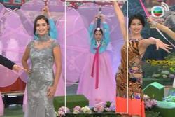 Trang phục truyền thống Hàn liên tục xuất hiện trong phim Trung Quốc