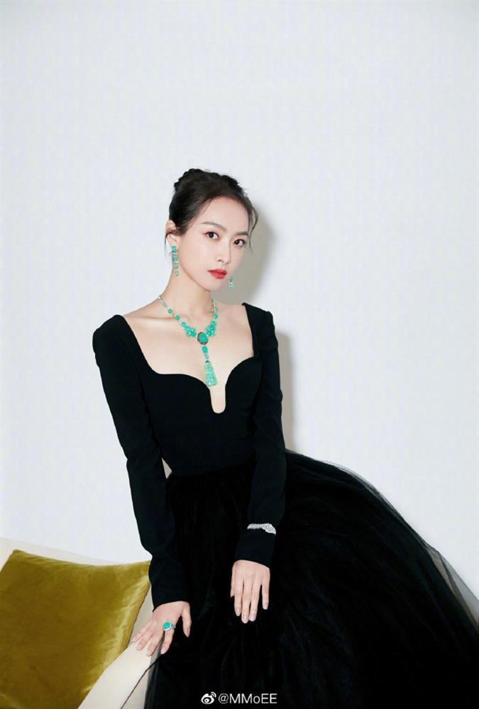 Nữ thần Kim Ưng Tống Thiến lột xác sau khi bị chê xấu thảm họa-11