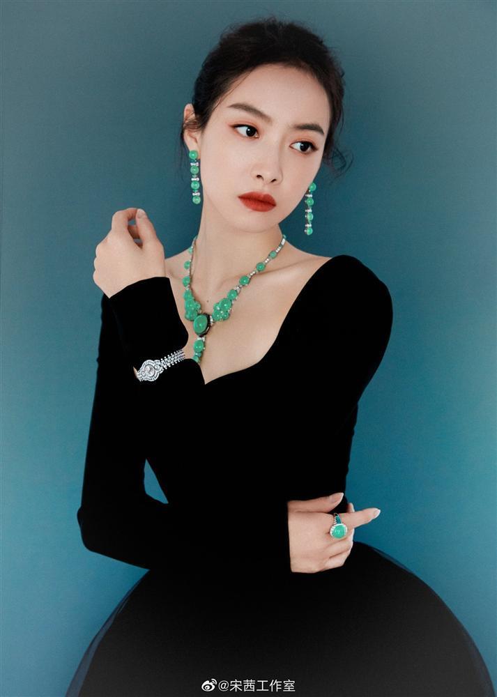 Nữ thần Kim Ưng Tống Thiến lột xác sau khi bị chê xấu thảm họa-2