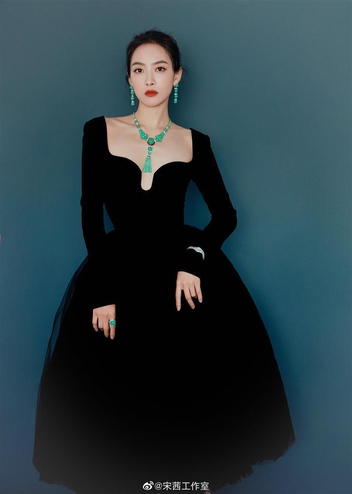 Nữ thần Kim Ưng Tống Thiến lột xác sau khi bị chê xấu thảm họa-4
