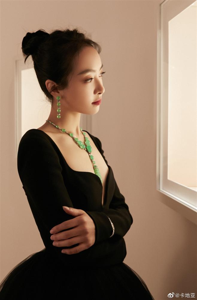 Nữ thần Kim Ưng Tống Thiến lột xác sau khi bị chê xấu thảm họa-6