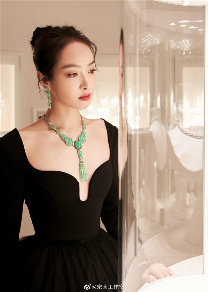Nữ thần Kim Ưng Tống Thiến lột xác sau khi bị chê xấu thảm họa-8