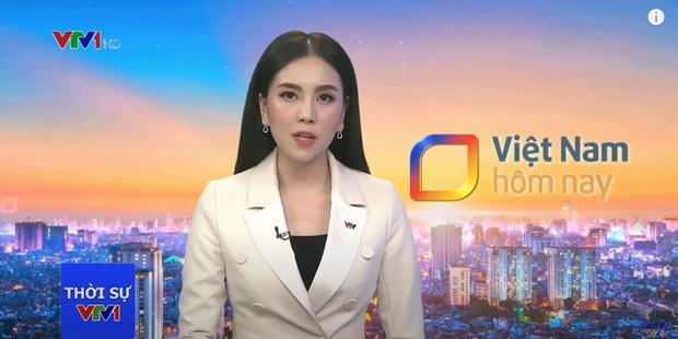 MC Mai Ngọc bụng đau quặn từng hồi khi dẫn bản tin trực tiếp-3