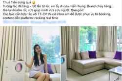 Người trong giới quảng cáo hé lộ về Thủy Tiên: 'Brand cháy hàng, giá lại double sau khi đi cứu trợ miền Trung'