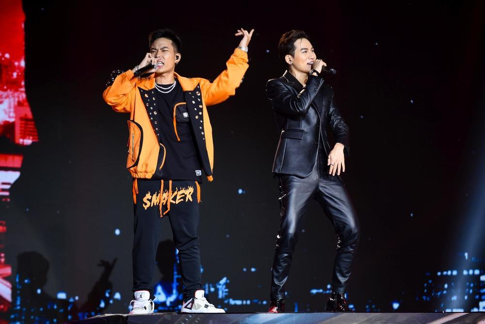 3 thí sinh mạnh nhất King Of Rap bị loại trước chung kết-1