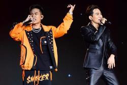 3 thí sinh mạnh nhất King Of Rap bị loại trước chung kết