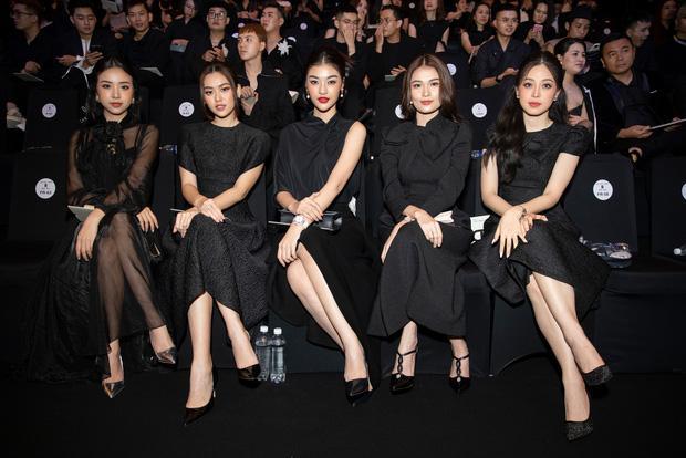 Khung hình đọ sắc gây sốt của quân đoàn Hoa hậu Á hậu ở sự kiện, Kiều Loan lộ diện khác lạ hậu nghi vấn dao kéo-1