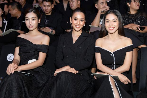 Khung hình đọ sắc gây sốt của quân đoàn Hoa hậu Á hậu ở sự kiện, Kiều Loan lộ diện khác lạ hậu nghi vấn dao kéo-2