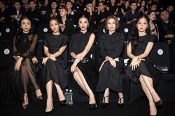Khung hình đọ sắc gây sốt của 'quân đoàn' Hoa hậu Á hậu ở sự kiện, Kiều Loan lộ diện khác lạ hậu nghi vấn 'dao kéo'