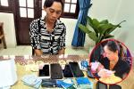 Kẻ dùng dao dí vào cổ cô gái bắt chuyển tiền qua tài khoản ở Sài Gòn bị bắt ở Thanh Hóa-3