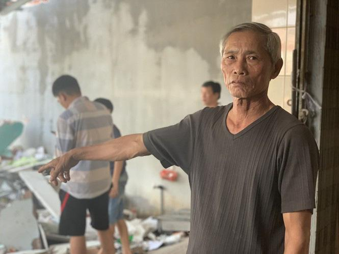 Lời kể hãi hùng chủ tiệm thuốc vụ xe điên tông nhiều nhà dân khiến 3 người tử vong-3