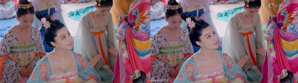Phạm Băng Băng bị cắt cảnh mặc hở và chuyện cổ phục phim Trung Quốc-6